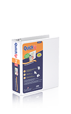 QuickFit® Deluxe Junior View Binder
